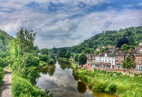River Severn Ironbridge