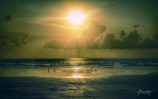 Devon Seascape