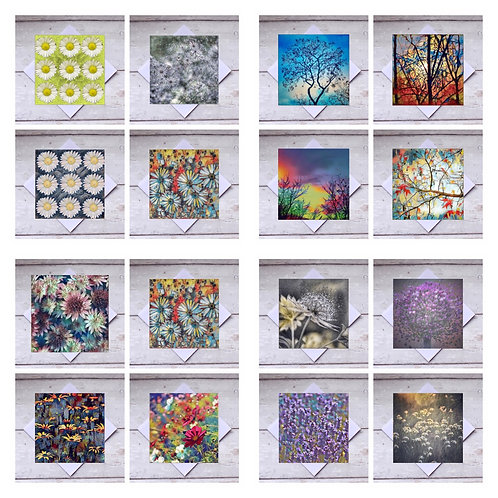 Photoart Mixed Bumper Pack - Greeting Cards