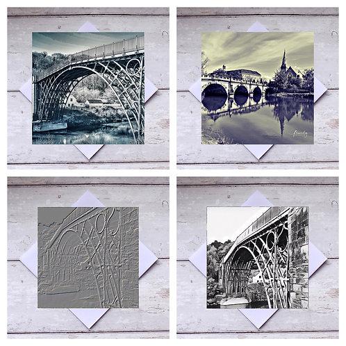 Bridges - Greeting Cards