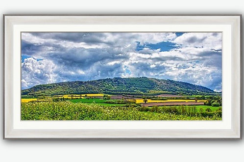 The Wrekin - Panoramic Executive Framed Print
