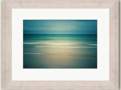 Look Out to Sea Framed Print