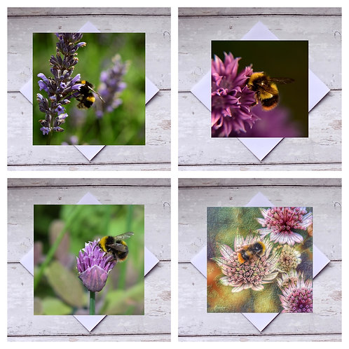 Bees 1 - Greeting Cards