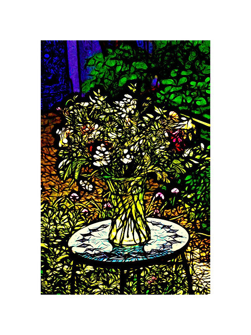 Garden Bouquet Personalised eCard