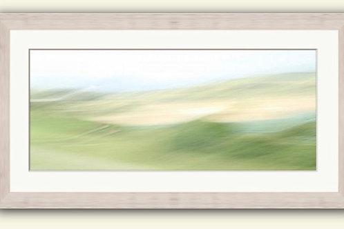 Rock Dunes Framed Print