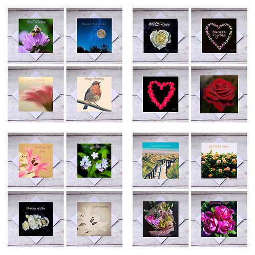 Ocassions Mixed Bumper Pack - Greeting Cards
