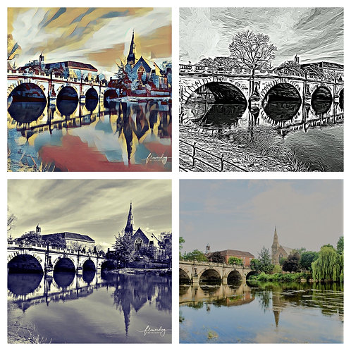 The Shrewsbury Collection - Greeting Cards