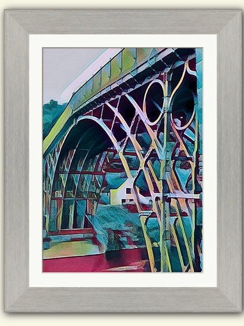 Ironbridge Photoart Framed Print