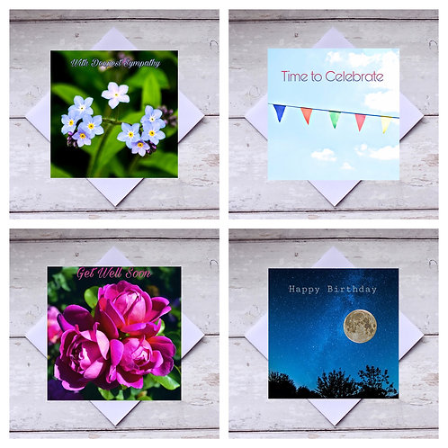 Mixed Occasions 3 - Greeting Cards