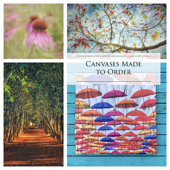 Canvases Made to Order