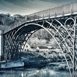 Ironbridge - Black and White
