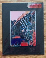 Red Ironbridge
