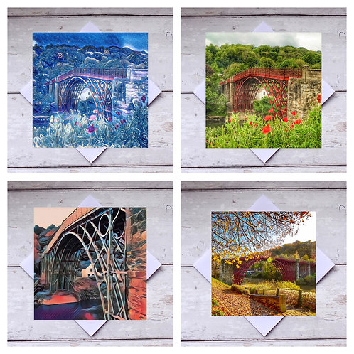 Ironbridge 5 - Greeting Cards