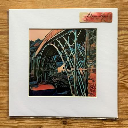 Red Ironbridge