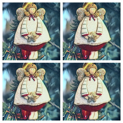 Little Angel - Pack of 4