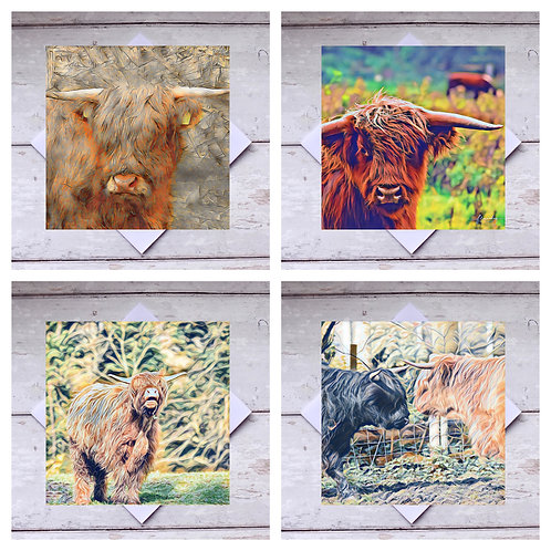 Coo Photoart Collection - Greeting Cards