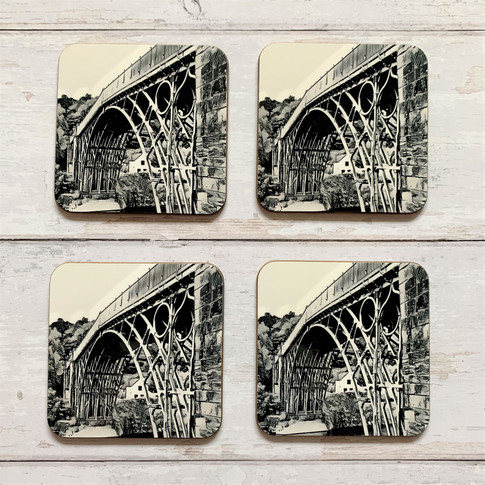 Black & White Ironbridge