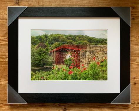 Ironbridge & Poppies