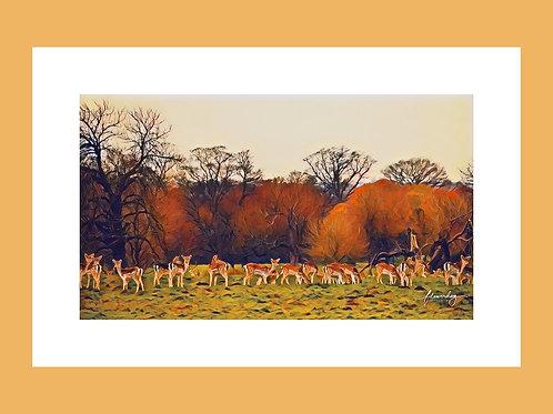 The Herd Photoart Personalised eCard