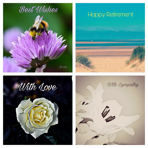 The Mixed Collection 2 - Greeting Cards