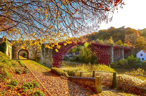 Golden Ironbridge