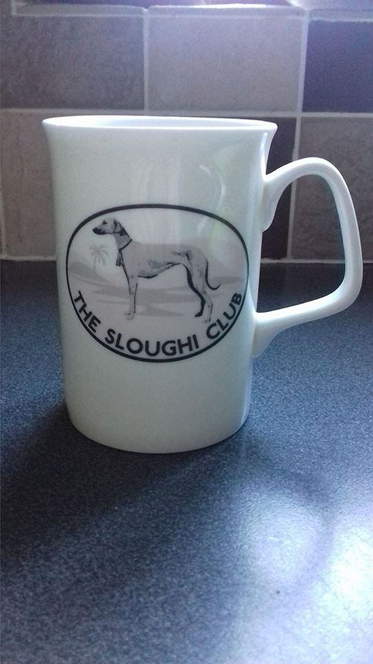 OFFICAL CLUB MUG
