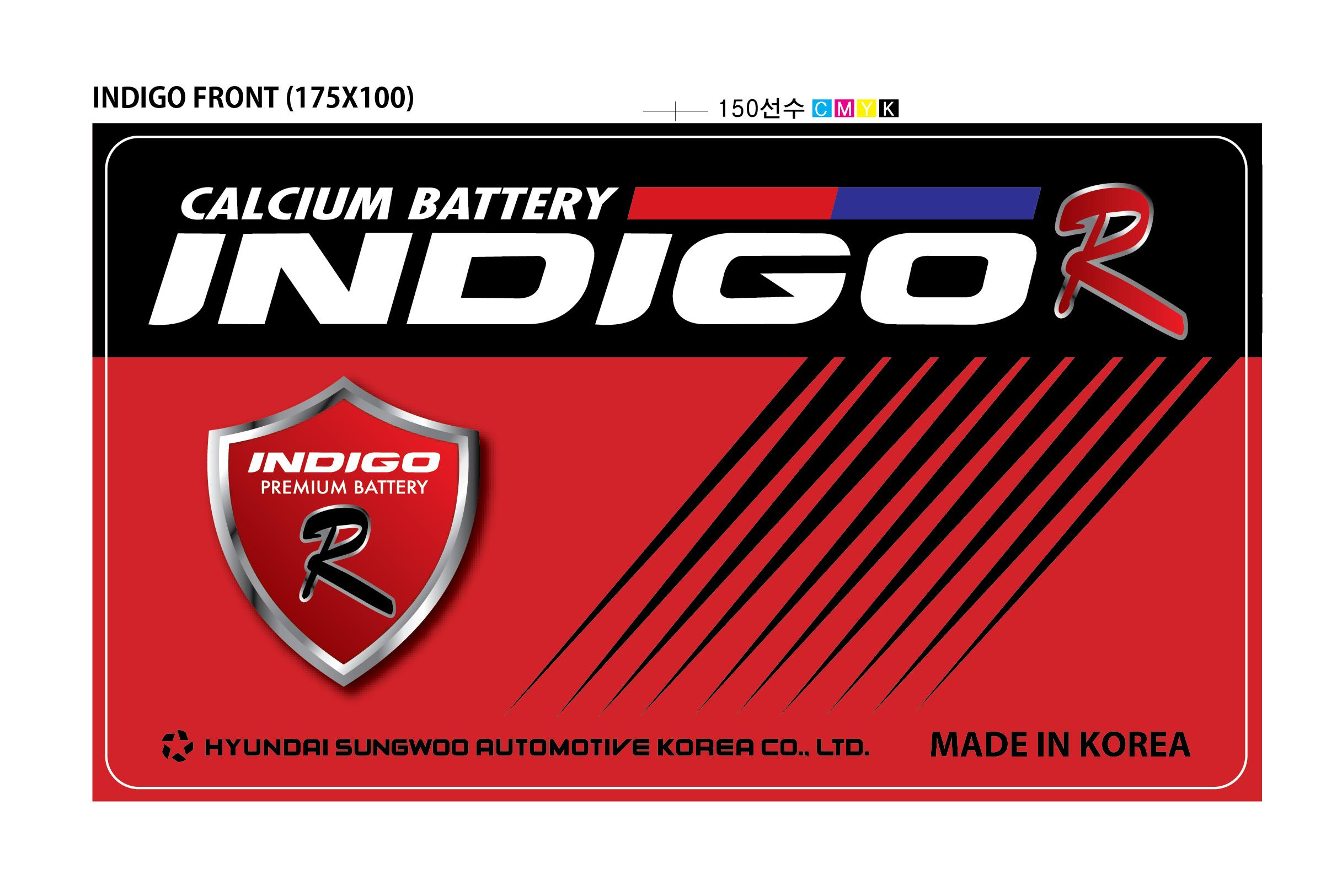 INDIGO R
