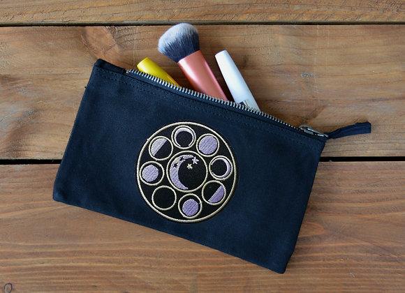 Moon purse for women
