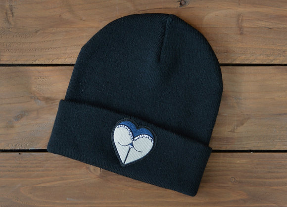 Booty Heart Tattoo Hat