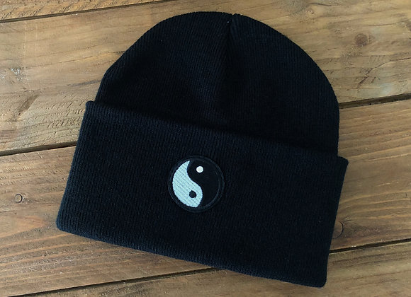 Ying Yang Beanie Hat