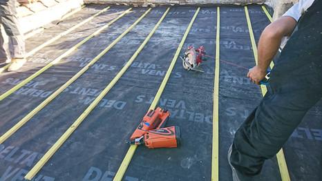 Rénovation d'une toiture - Pessac