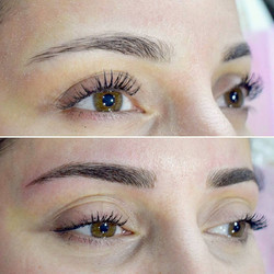 Eyebrows Microblading Dubai