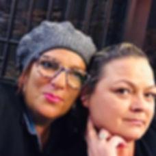 Tina and Tammy photo