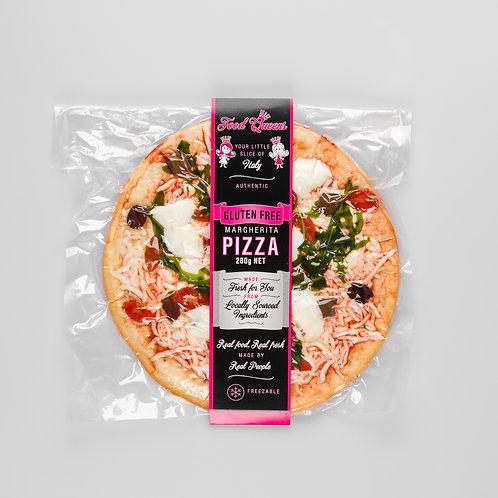 Gluten Free Margherita Pizza