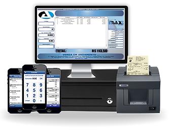 Sistema de gestão MX PDV