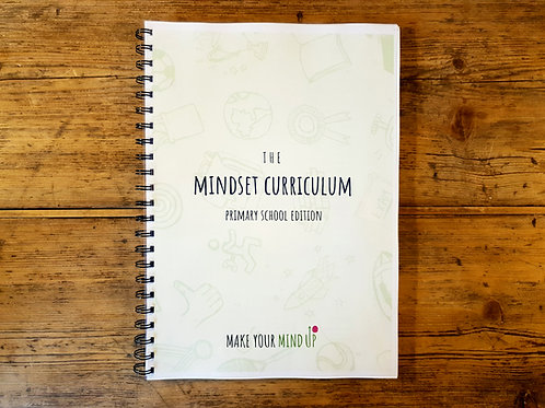 The Mindset Curriculum, Primary Edition