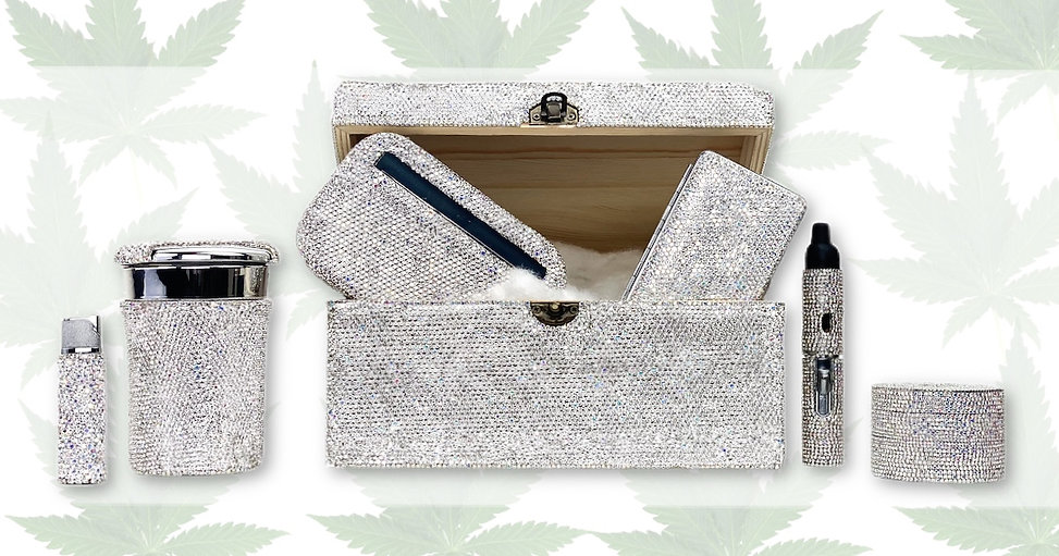 Smokin' Pretty Glitter Set