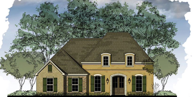 Red Oak Rendering Sky Lake Construction