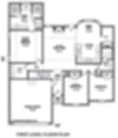 Cherry floor plan 1st floor Revised 2020