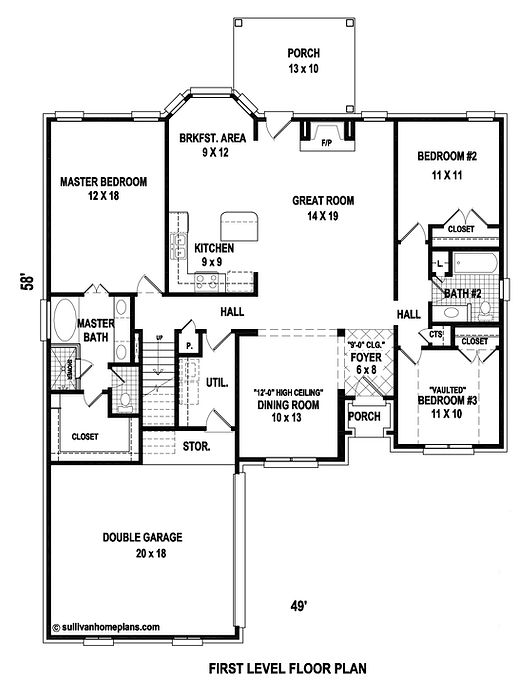 Honeysuckle Floor Plan first floor.jpg