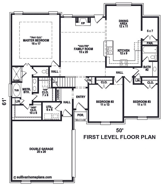 Cherry Blossom floor plan 1st floor Revi