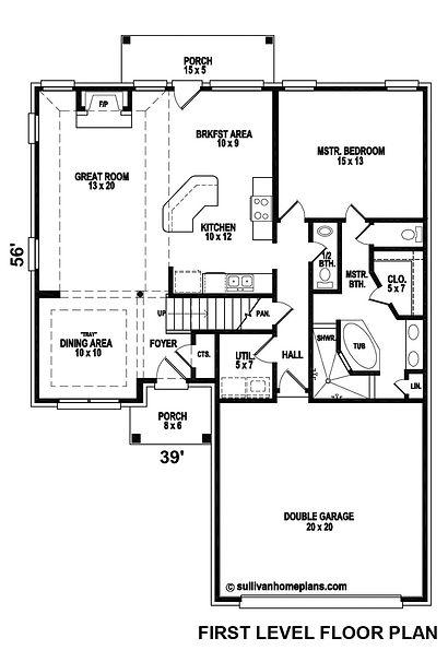 Azalea floor plan 1st floor only.jpg