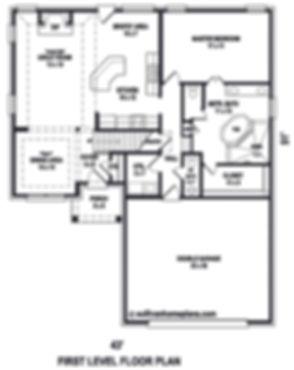 Chestnut floor plan 1st floor Revised 20