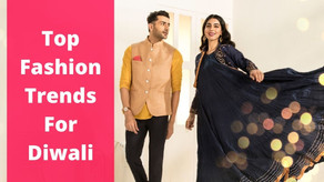 Fashion Trends for Diwali in 2020 | The Wanderer   India