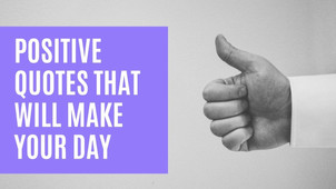 10 Positive Quotes That Will Make Your Day | The Wanderer India