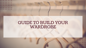 An Easy to Use Guide on How to Build Your Interim Wardrobe |The Wanderer India