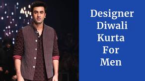 9 Amazing Designer Diwali Kurta for Men In 2020 - The Wanderer India