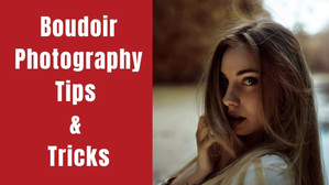 Boudoir Photography - A Sensual Photography Genres That You need To Know