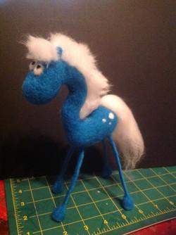 Skinny pony