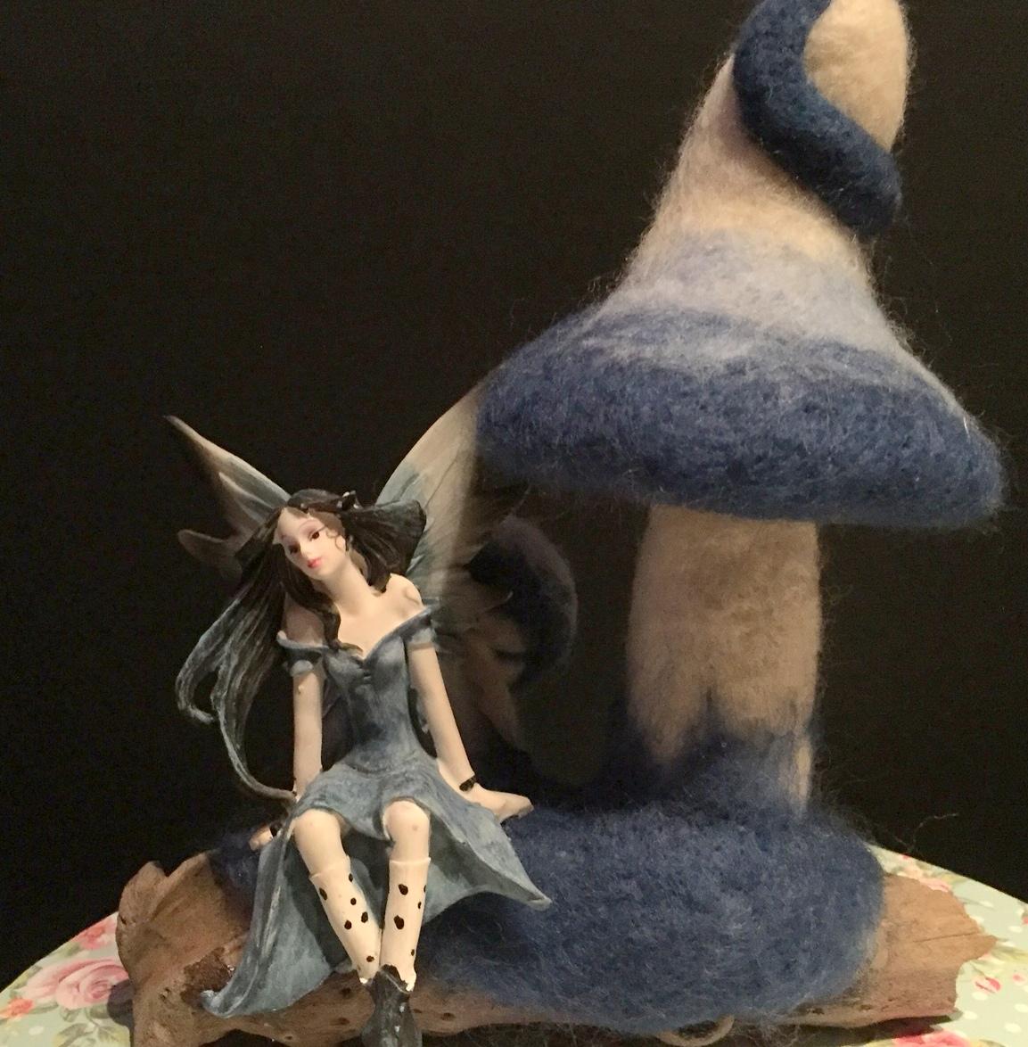fairy mushroom 3
